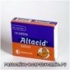 Алтацид - инструкция средства от повышенной кислотности желудка