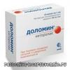 Анальгезирующее средство Доломин (раствор кеторолак) - инструкция по применению