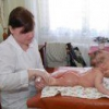 Ароматический массаж ребенка