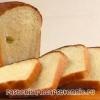Белый хлеб, калорийность, польза и вред, состав
