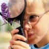 Близорукость или миопия у маленького ребенка