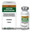 Цефалоспорин Аксетин, об инструкции по применению