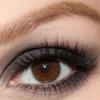 Черно белый макияж - универсальный классический макияж