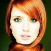Цвет волос для зеленых глаз: как подобрать? Зеленоглазые девушки: фото