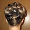 Цветок из волос: особенности укладки. Как сделать цветок из волос: видео