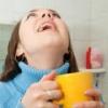 Действенные растворы для полоскания горла