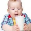 Действительно ли коровье молоко полезно для детей