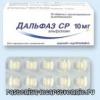 Доброкачественная гиперплазия предстательной железы лечение Дальфаз СР (инструкция по применению)