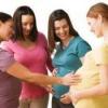 Дыхательные упражнения, правильное дыхание во время беременности
