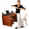 Физические упражнения при сидячем образе жизни