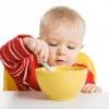 Изменения в рационе питания годовалого ребенка