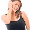 Как избавиться от прыщей в ушной раковине