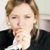 Как избавиться от сухого кашля?
