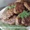 Как приготовить оладьи из печени говяжьей и куриной?