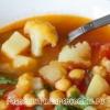Как приготовить суп из цветной капусты?