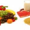 Калорийность продуктов и готовых блюд