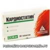 Кардиостатин - инструкция, применение, о показаниях, противопоказаниях, действии, побочных эффектах, аналогах, составе, дозировке