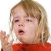 Кашель детей: лечение народными средствами