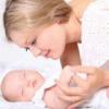Колики живота у новорожденного ребенка