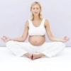 Комплекс упражнений йога для беременных