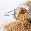 Коричневый не шлифованный рис