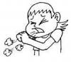 Лечение кашля у маленьких детей народными средствами