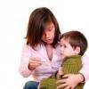 Лечение острого отита у ребёнка