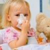 Лечение простуды детей народными средствами