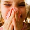 Лечение простуды народными средствами детей