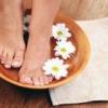 Лечение загрубевшей кожи на пятках