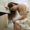 Лечение запора во время беременности