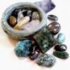 Литотерапия - лечение камнями