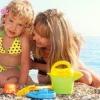Лучшие средства чтобы детям не обгореть на солнце