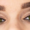 Макияж для брюнеток с зелеными глазами. Красивый макияж для зеленых глаз: варианты