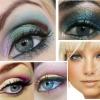 Макияж для серо-голубых глаз. Сочетаемость с цветом волос и особенности выбора теней