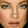 Макияж для зеленых глаз и русых волос
