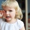 Массаж как способ успокоить ребёнка