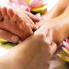 Массаж ступней, пальцев ног и голеностопных суставов