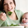 Меню кормящей мамы: первый месяц. Основные правила составления рациона
