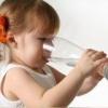 Напитки для организма маленького ребенка