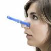 Нарушение носового дыхания человека