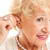 Нарушение слуха в пожилом возрасте