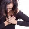 Нарушения работы сердца и сосудов