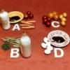 Недостаток витаминов в организме человека