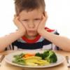 Нормальный аппетит у маленького ребенка