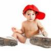 Обувь для здоровья маленького ребенка