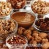 Орехи - полезные свойства и противопоказания, виды