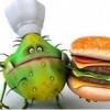 Острые пищевые отравления у человека