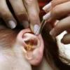 Отит среднего уха: лечение народными средствами
