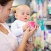 Пальмовое масло для маленького ребенка